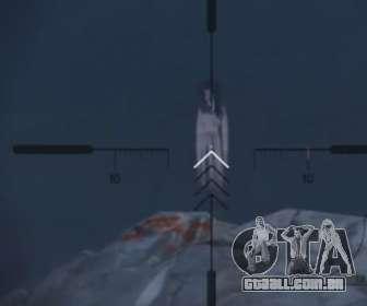 fantasma da montanha Gordo em GTA 5