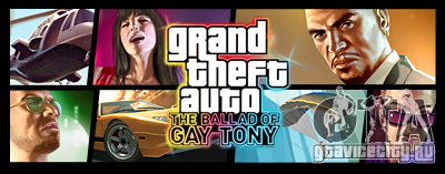 Procurar GTA 4 The Ballad Of Gay Tony