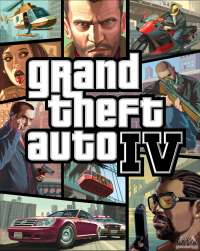 logotipo do GTA IV