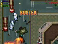 GTA 2 - Busted