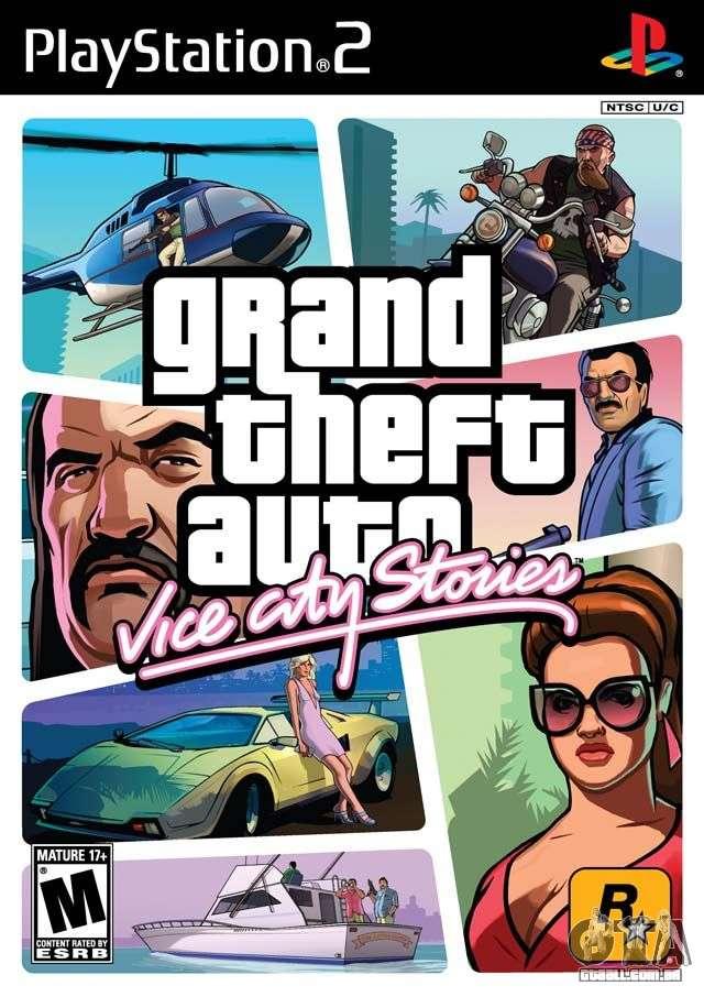 7 anos a partir da data de lançamento de GTA VCS para PS2 na Austrália e na Europa