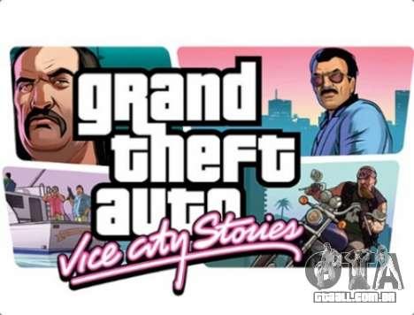 GTA VCS para PS3: 1 ano a partir do dia europeu do lançamento