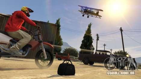 Atualização Capture Jobs em GTA Online