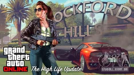 Atualização em GTA Online, de 13 de maio