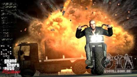o Lançamento de GTA TLAD PC, PS3 na Rússia