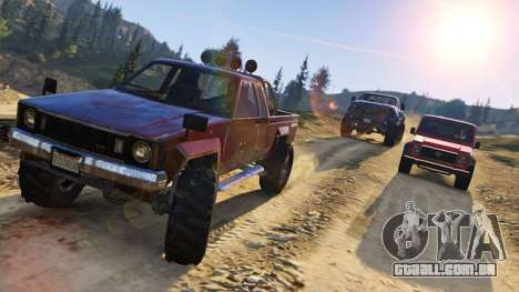 uma Dúzia de novas missões para GTA Online