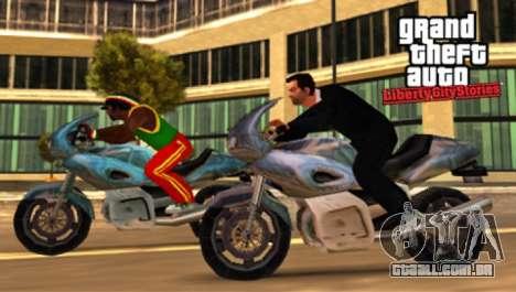 Lançamentos para PS2: GTA LCS América do Norte