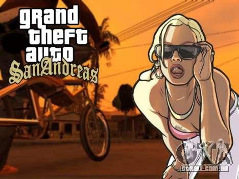 Lançamentos 2005: GTA SA para PC na América do Norte