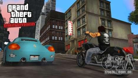 Europeus lançamentos de 2006: GTA LCS para PS2