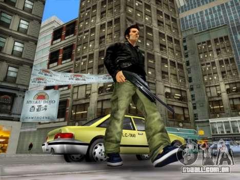 Lançamentos no Japão: o GTA 3 para o PS