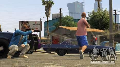 TOP 10 missões ao aniversário de GTA SA