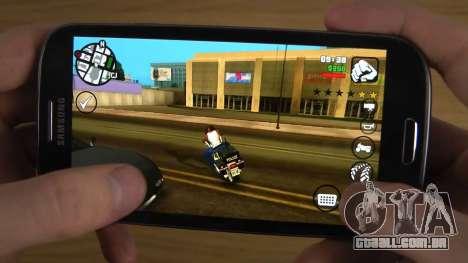GTA San Andreas no telefone