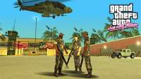 versões para PSP: GTA VCS na América