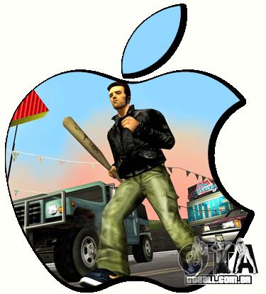 GTA 3 para mac OS X: lançamento na Europa