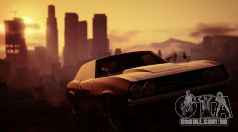 GTA 5 PS4, Xbox One: a foto em Snapmatic