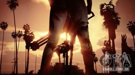 GTA 5 Fan Art: o resultado de fevereiro, o