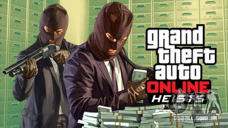 Lançada actualização de GTA Online Mundos