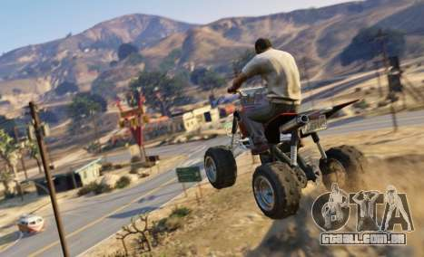 Trailers do GTA 5 e Mundos para PC