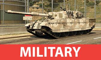 Veiculos militares de GTA 5