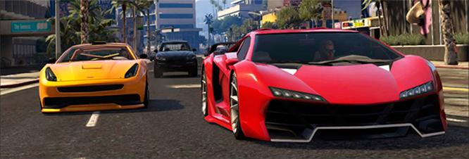 GTA 5 veículos