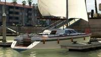Dinka Marquis de GTA 5 - vista de trás