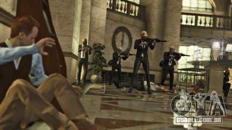 Pacific Standard heist, GTA Online