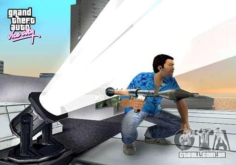 GTA VC para PS2: o lançamento no Japão, o