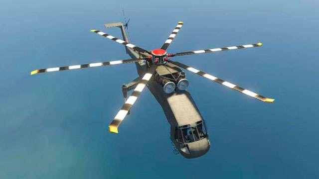 HVY Skylift do GTA 5