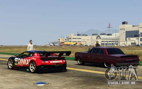 GTA: revisão de equipas activas