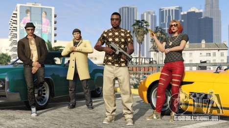 Atualização GTA Online iLL-Gotten Gains disponível