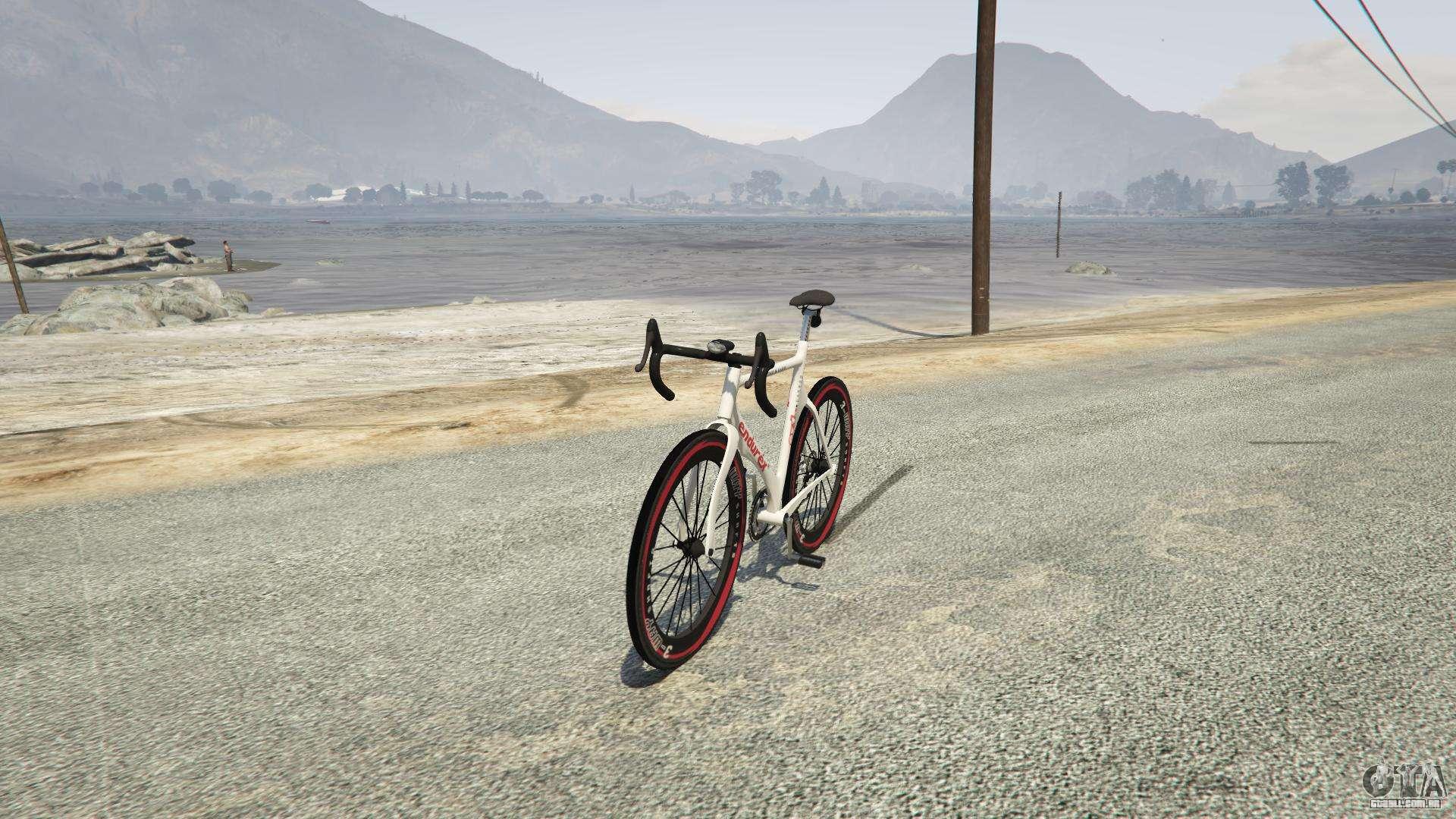 Endurex Race Bike de GTA 5