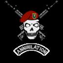Projeto de Aniquilação Logo