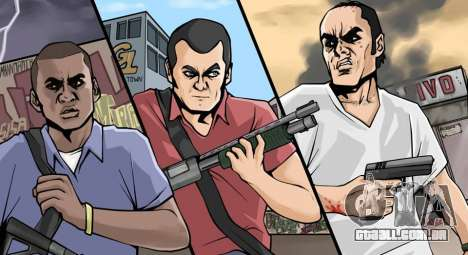 GTA Online Fã-Galeria de arte