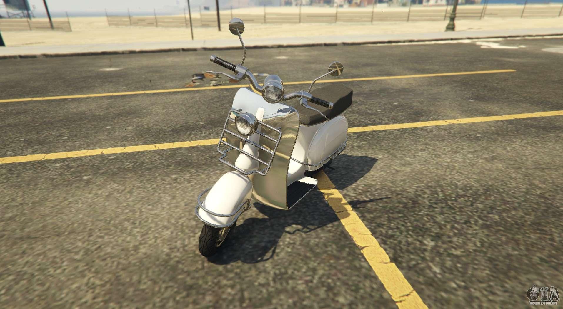 Urbain scooter Pegassi Faggio Mod de GTA Online