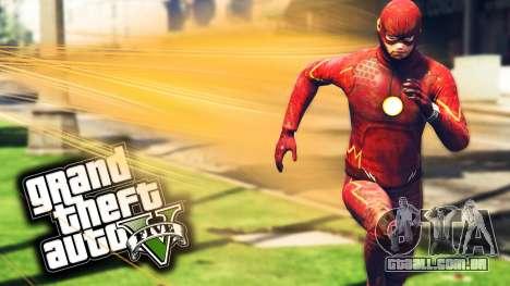 Trajes de superheros para GTA 5