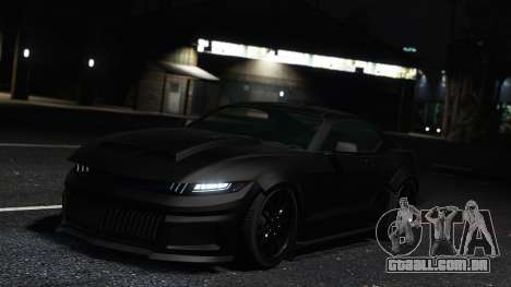 Vapid Dominator GTX em GTA Online