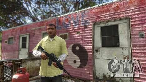 GTA 5 Online-armes