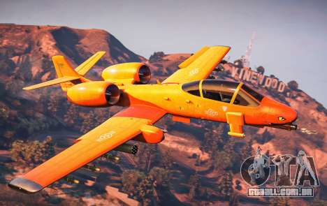B11 Strikeforce no GTA Online