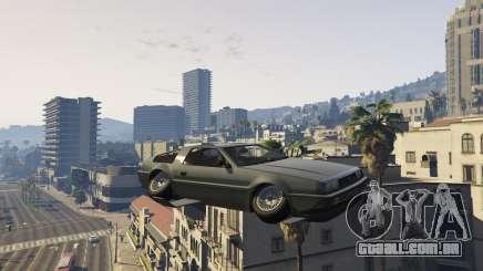 Um carro para roubar no GTA online