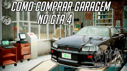 Morrer garagem no GTA 4
