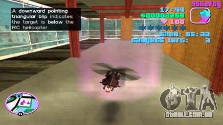 RC Hubschrauber pt GTA Vice City