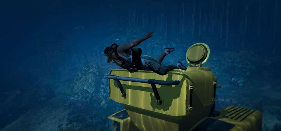 Como mergulhar em GTA 5