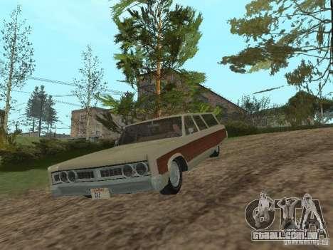 Chrysler Town and Country 1967 para GTA San Andreas
