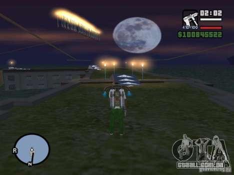 Night moto track V.2 para GTA San Andreas sétima tela
