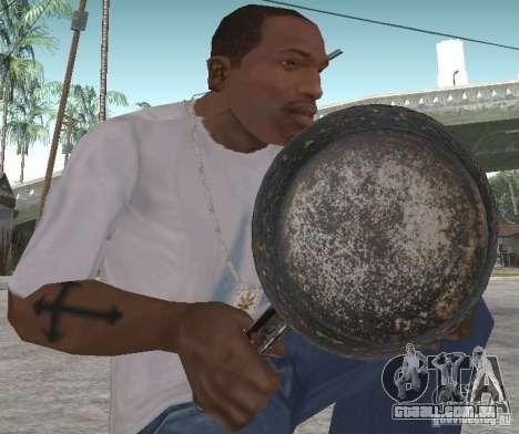 Frigideira para GTA San Andreas segunda tela