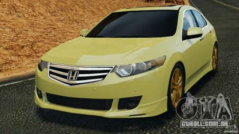 Honda Accord Type S 2008 para GTA 4