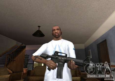 Weapon Pack by viter para GTA San Andreas sétima tela