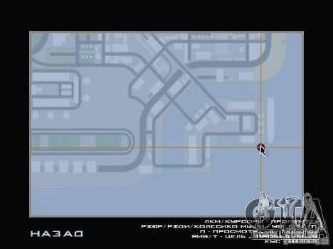 Off-Road v 2.0 de rota para GTA San Andreas décimo tela