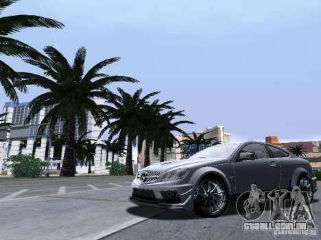 ENB Series by JudasVladislav v2.1 para GTA San Andreas por diante tela