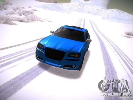 Chrysler 300C SRT8 2011 para GTA San Andreas